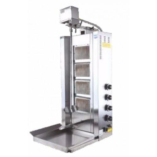 Аппарат для шаурмы газовый D13 LPG Remta