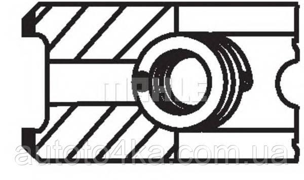 Кольца поршневые YENMAK 9309100