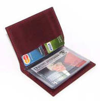 Кожаная обложка для водительского удостоверения, для документов, на права