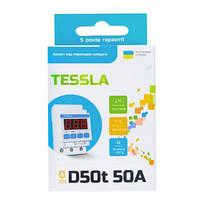 Tessla D50t - реле напряжения 50А 11кВт