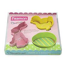 Набор формочек для печенья Fissman 3 пр.