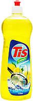 Засіб для миття посуду Tis лимон 1 л