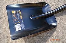 Лопата совковая от Fiskars (132403), фото 3
