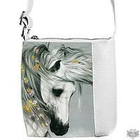 Детская сумка для девочки Little princess с принтом Лошадь 55083