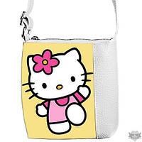 Детская сумка для девочки Little princess с принтом Hello Kitty 55018