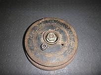 Тормозной барабан в зборе правый (Седан) Renault Symbol 02-08 (Рено Клио Симбол), 8200243735