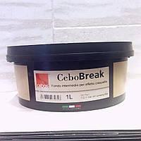 Декоративный лак CeboBreak (1 л). Cebos, фото 1