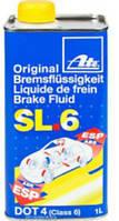 Тормозная жидкость ATE SL6 DOT 4 (1 Liter) - 03.9901-6402.2