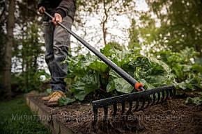 Садовые грабли Fiskars Solid™ (135715), фото 2