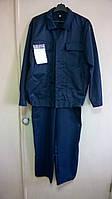 Костюм рабочий (куртка с полукомбинезоном) из греты.