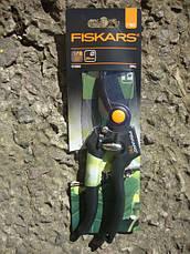 Профессиональный садовый секатор Fiskars (1001530/111960), фото 3