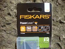 Плоскостной секатор Fiskars с рычажным Приводом (111340), фото 2