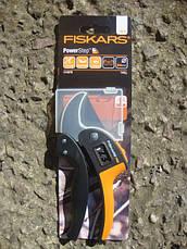 Контактный секатор Fiskars PowerStep (1000575/111670), фото 3