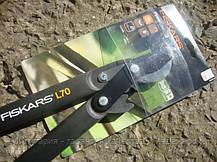 Сучкорез плоскостной  PowerGear™ от Fiskars (S) (1002104/112190), фото 2