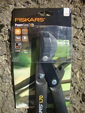 Сучкорез плоскостной  PowerGear™ от Fiskars (S) (1002104/112190), фото 3