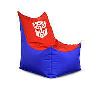 "Кресло-мешок Комфорт ""Оптимус Прайм"""