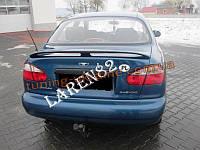 Спойлер для Daewoo Lanos 1997 седан