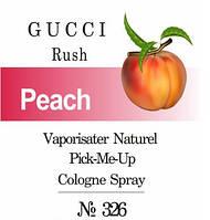 Парфюмерное масло на разлив для женщин 326 «Guссi Rush»