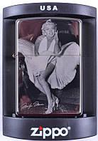 Зажигалка Zippo копия Marilyn Monroe