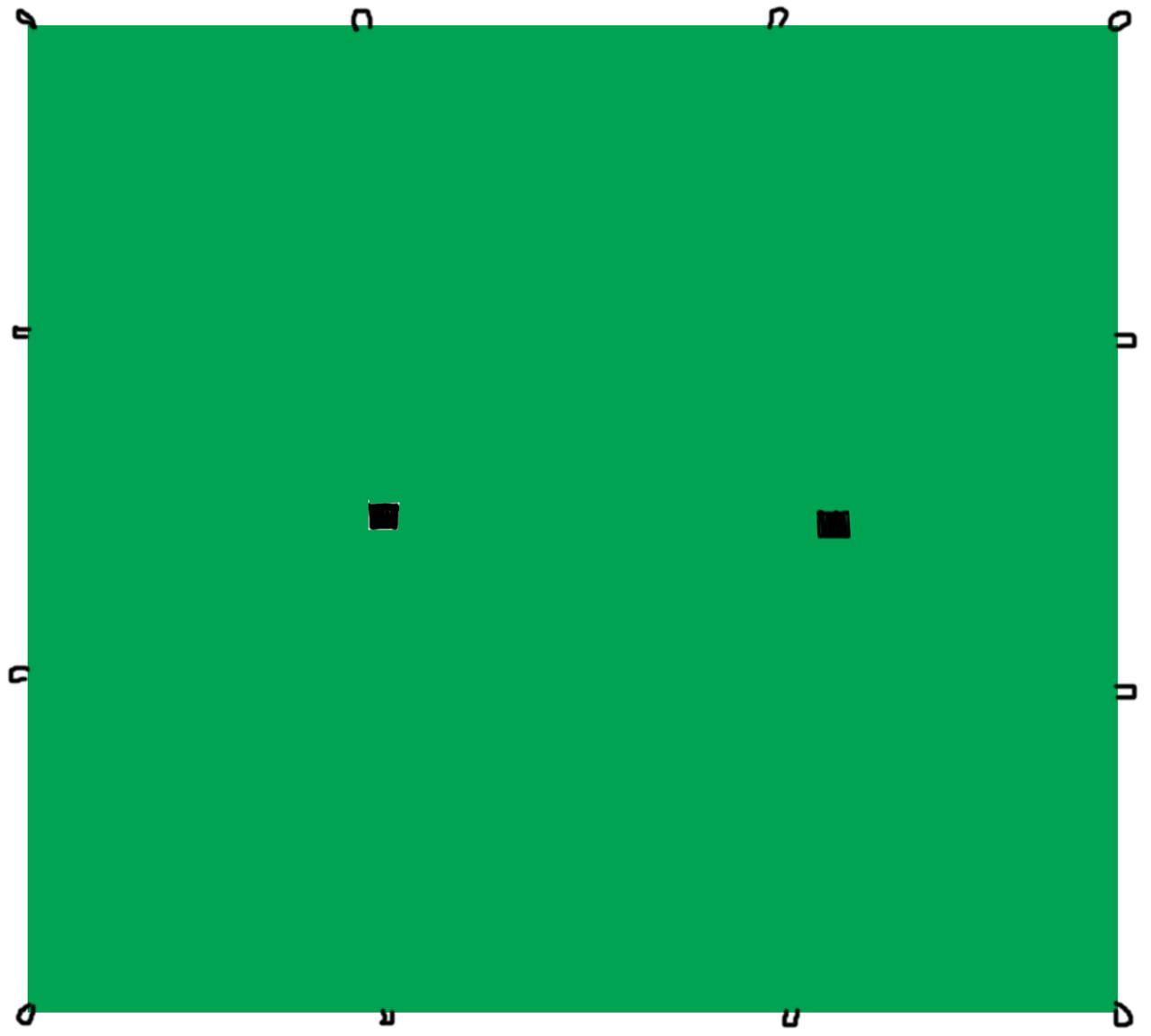 Тент для стоянки (4,5х5 м) MTOUR