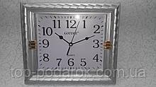 Настінні годинники безшумні розмір 21*21