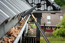 Щетка для чистки желоб Fiskars QuikFit 135542 , фото 3