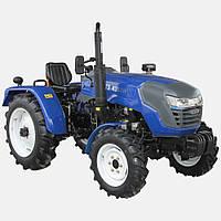 Трактор ДТЗ 4354H (4 цил-ра, КПП (4+1)х2, 6,50-16/11,2-24, 2 насоса гидравлики)