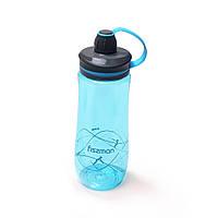 Бутылка для води 820 мл. пластиковая Fissman