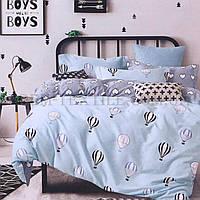 Детская постель для новорожденных Воздушный шар 142, Бирюзовый