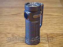 Фонарь Olight S Mini Baton XM-L2 - Stainless Steel GunBlack, фото 3