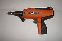 Пороховий цвяхозабивний пістолет SPIT P60