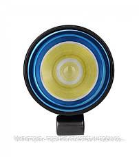 Фонарь Olight LED S2A BATON XM-L2 BLUE {S2A XM-L2 BL}, фото 3
