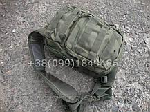 """Рюкзак однолямочный Mil-tec """"ONE STRAP ASSAULT PACK SM"""" от Sturm (14059101), фото 2"""