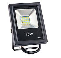 Прожектор LED ES-10-01 95-265V 6400K 550Lm SMD, ЕВРОСВЕТ