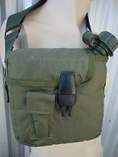 Армейская двух квартовая фляга USA Mil-tec 2Qt. в чехле (1,9 L) (14510001), фото 2