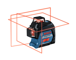 Лазерный нивелир Bosch GLL 3-80, фото 2