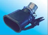 Резиновая насадка на выхлопную трубу, фото 1