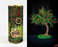 """Набор для творчества """"Бисерное дерево Яблоня"""" Danko Toys Украина"""