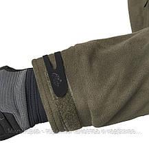 Флисовая кофта Helikon-Tex Infantry Duty Fleece Jacket Olive Green S, M, L, XL/regular (BL-INF-HF-18), фото 3