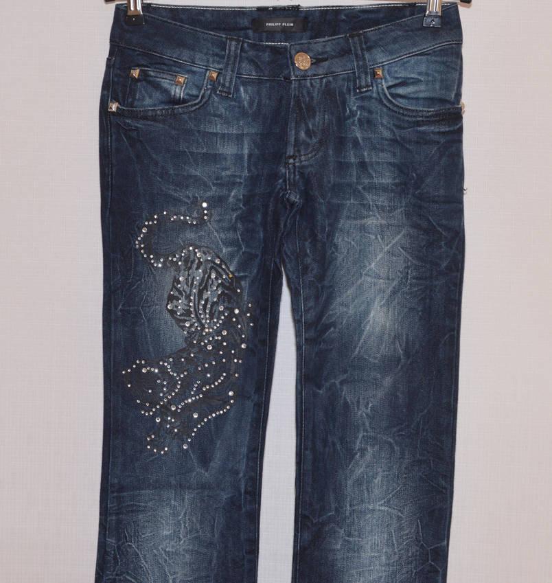 Женские джинсы PHILIPP PLEIN | 3438 (копия), фото 2