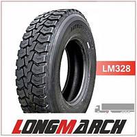 LongMarch LM328 315/80R22.5 156/150K грузовые ведущие шины для строительной техники 20PR