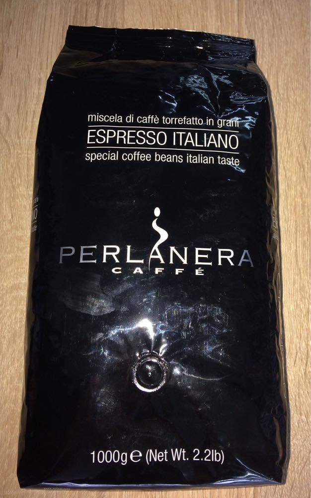 Кофе в зёрнах PERLANERA CAFFE 1000 г - Интернет-маркет Фидельшоп. Профессиональное качество по лучшим ценам! в Днепре