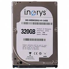 "Жорсткий диск i.norys 2,5"" 320GB 5400rpm 8MB (INO-IHDD0320S2-N1-5408) комп'ютерний"