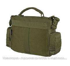 Тактический сумка MilTec PARACORD BAG SM Olive (13726101), фото 2
