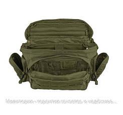 Тактический сумка MilTec PARACORD BAG SM Olive (13726101), фото 3