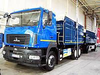 МАЗ стал №1 в Украине сразу в трех сегментах