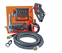 Gamma AC-45 - вузол для заправки дизельним паливом з лічильником, 220В, 45 л / хв.