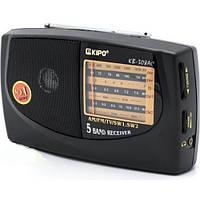 Идеальный радиоприемник FM радио KIPO KB 308AC. Отличное качество. Доступная цена. Дешево. Код: КГ3295