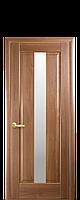 """Межкомнатные двери """"Премьера"""" полотно со стеклом сатин, фото 1"""