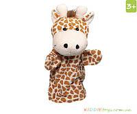 "GOKI Кукла перчатка ""Жираф"" GOKI"